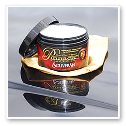 Pinnacle Souverän™ sets the standard for carnauba paste waxes!
