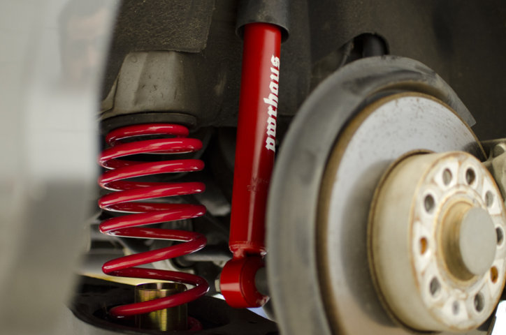 Pwrhaus MK5 / MK6 / A3 Coilover Kit - Image 5