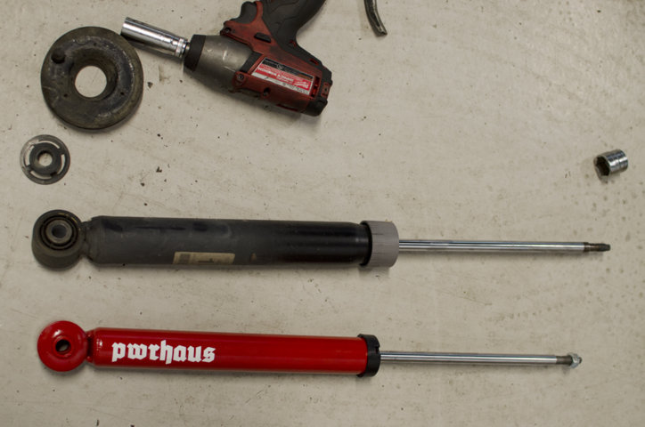 Pwrhaus MK5 / MK6 / A3 Coilover Kit - Image 7