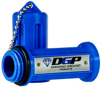 Protect Your Tungsten Welding Electrodes Long Diamond Ground Arc Saber Tungsten Storage Tube