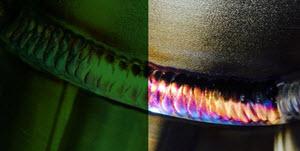 welding bead
