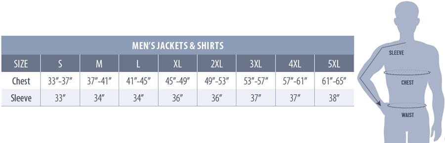 Black Stallion JL1030-BB Color Block Leather Welding Jacket Medium