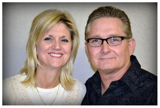 Greg and Sherrie Hansen