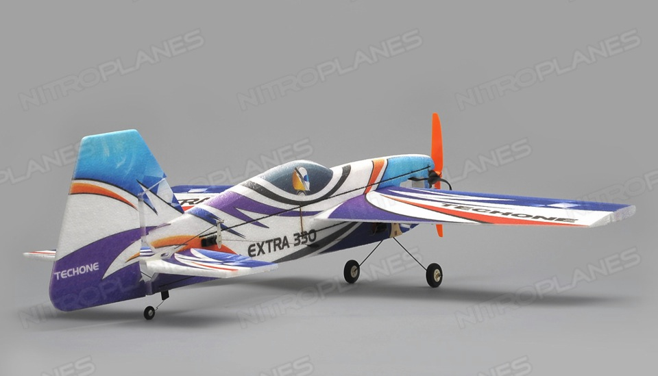 Tech One RC 4 Channel Extra 330 EPP ARF Version Plane kit +