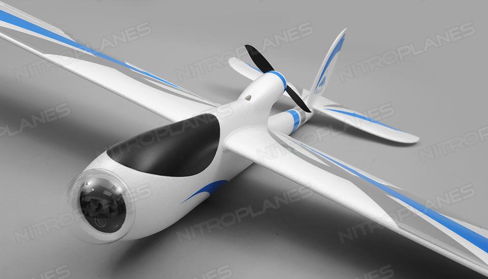 AeroSky RC RC RoboSurfer UAV Glider GPS AutoPilot Glider Plane