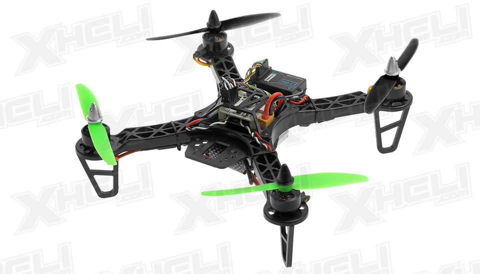 aerosky qav 250mm superlight plastic rtf drone racing quadcopter rc remote control radio quad