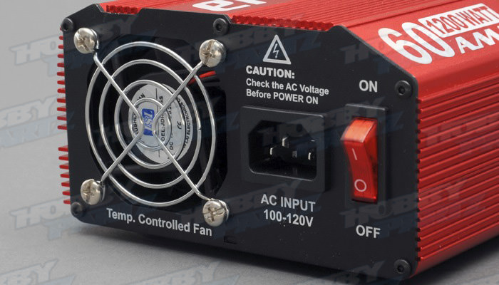 SkyRC E-Fuel 1200Watt 24Volt Power Supply