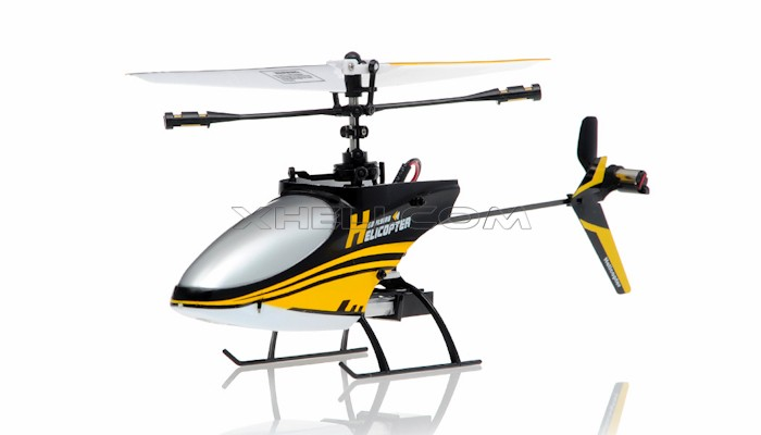 4ch Mini Helicopter 9958 Hot Selling 2 4ghz Single