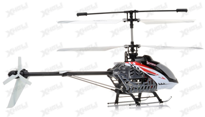 4 Channel Skywing 2 4ghz Rtf Helicopter Rc Remote Control