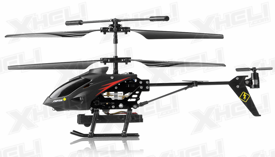 WL Toys S977 Camstryker 3 5 Channel Helicopter with Camera