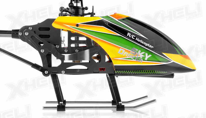 WL Toys Sky Dancer V912 4 Channel Fixed Pitch Helicopter ...