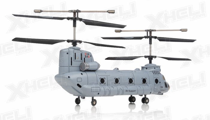 syma s34 3 channel chinook helicopter 2 4ghz blue rc remote rh xheli com