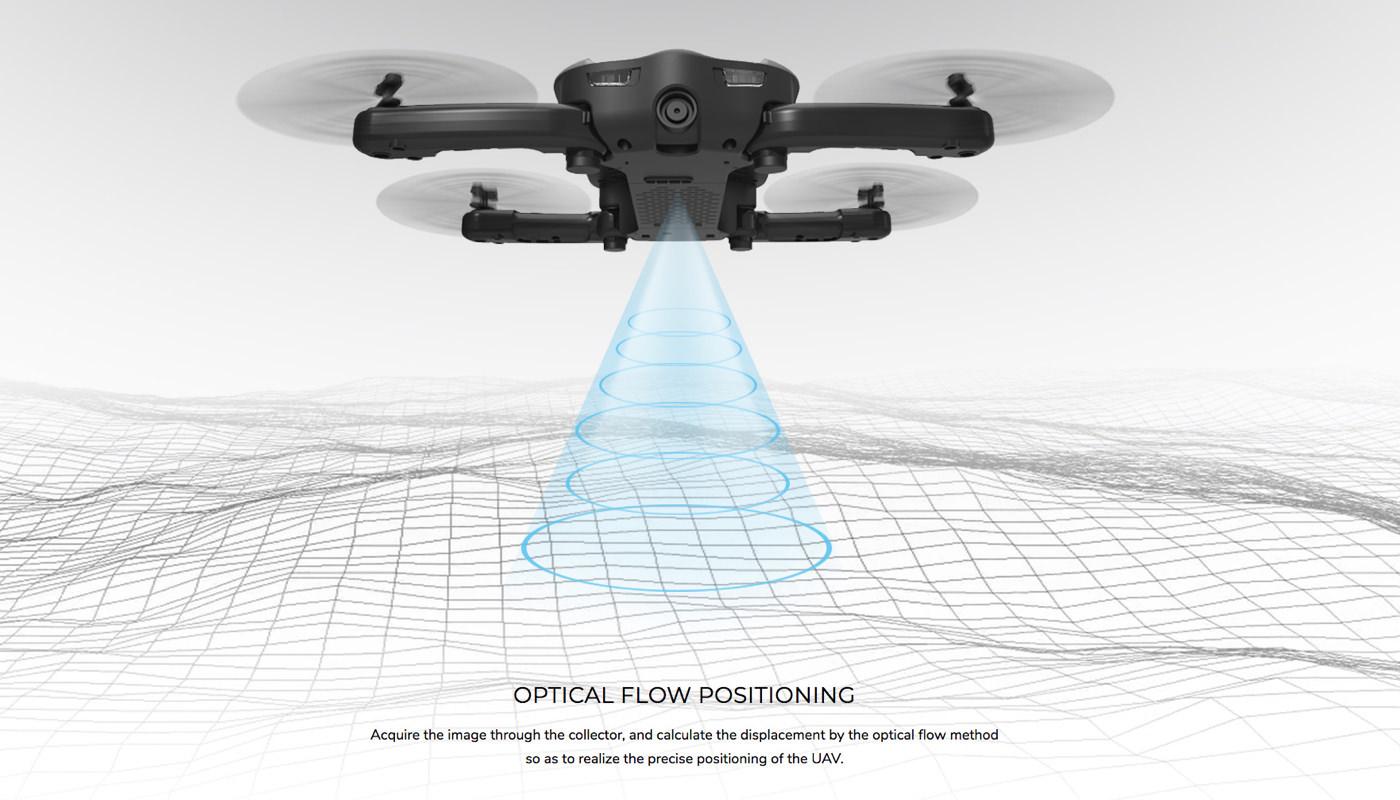 SYMA Z1 FPV WIFI Drone Foldable APP Control Quadcopter HD Camera