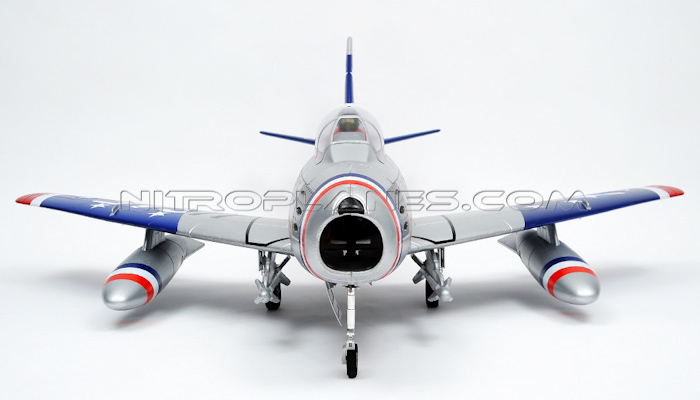 Exceed RC F-86 2 4Ghz 6 Channel Electric Remote Control 90MM