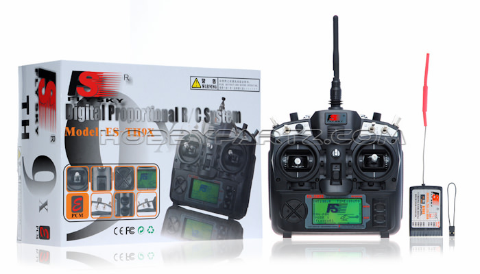 fs th9x 2 4ghz 9ch transmitter rc helicopters airplanes Spektrum DX7 RC Plane Wiring-Diagram Remote Control Wiring Diagram 9ch rc plane wiring diagram