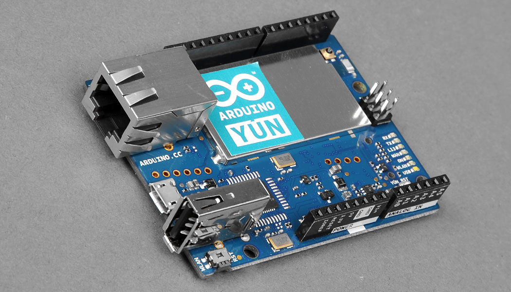 Arduino yun atmega u microcontroller board a