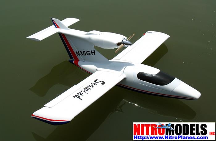 A Gas Seaplane