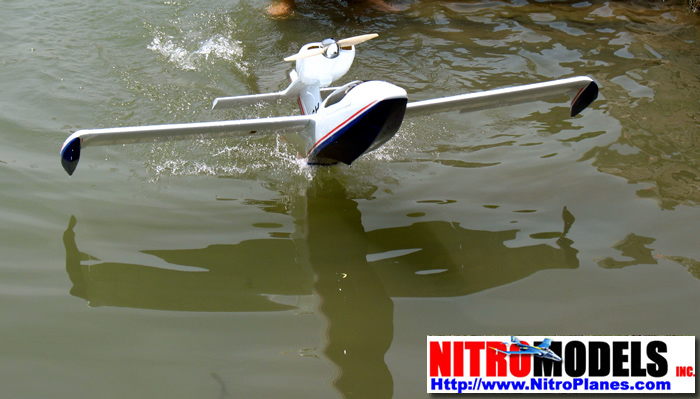Seawind Seaplane 60 70 Quot Almost Ready To Fly Led Rc Sea