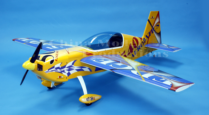 Edge 540T 40cc~50cc GAS ENGINE POWER AEROBATIC AIRCRAFT CMP