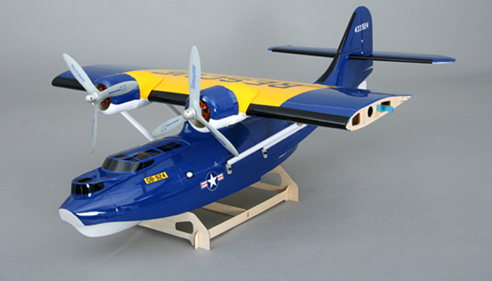 New CMP Fiberglass PBY Catalina 1800mm RC Electric Powered