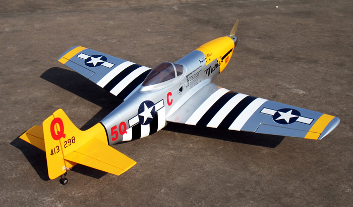 New U S  Army P-51D Mustang