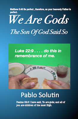 We Are Gods: the Son of God Said So