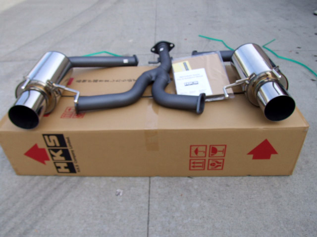 Picture Shown May Not Be For Your Specific Vehicle: Is250 Hks Exhaust At Woreks.co