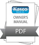 Kasco 4400JF Manual