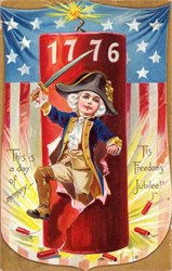 "1776 ""This is a day of Memory 'Tis Freedom's Jubilee!"""