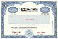 1-800 Contacts, Inc.  - Delaware 1997