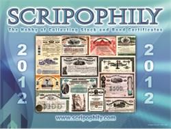 2012 Historic Stock Calendar