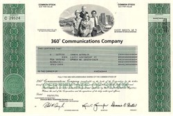 360 Communications Company - Delaware 1996