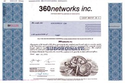 360networks Inc - Stock did a 180 into bankruptcy
