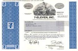 7 - Eleven, Inc