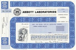 Abbott Laboratories - 1991