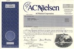 AC Nielsen Corporation - Delaware 1996