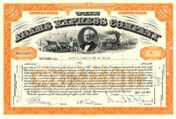 Adams Express Company - 1955