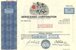 Aeroceanic Corporation (Acquired by Evans Industries) - Delaware