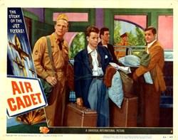 Air Cadet Lobby Card - 1951