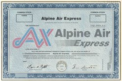 Alpine Air Express