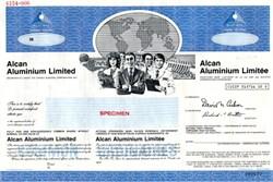 Alcan Aluminum Limited - Canada