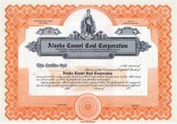 Alaska Cannel Coal Corporation
