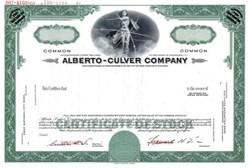 Alberto - Culver Company (Now Unilever)