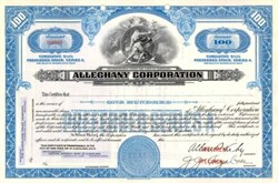 Alleghany Corporation - Maryland