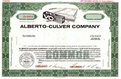 Alberto - Culver Company - Alberto VO 5 Product in Vignette