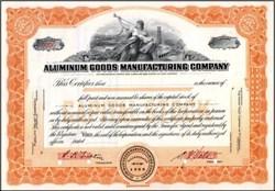 Aluminum Goods Manufacturing Company