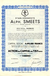 Alph. Smeets - France 1944