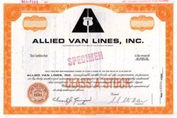 Allied Van Lines, Inc.