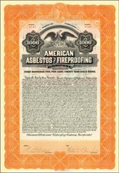 American Asbestos and Fireproofing Company - Virginia 1906