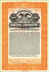 American Asbestos and Fireproofing Company - Virginia 1906